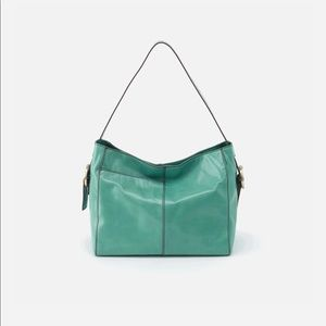 Hobo Render Shoulder Bag Seafoam